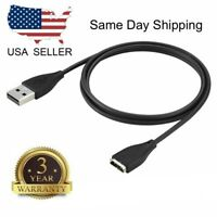USB Replacement Charging Charger Cable for Fitbit SURGE Super Watch Smart Watch