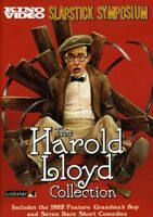 The Harold Lloyd Collection 1 [New DVD] Silent Movie