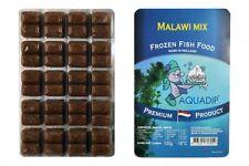 18 x Malawi MIX 100 grammo BLISTER-Premium CIBO PESCE CONGELATO
