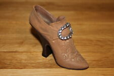 """Just The Right Miniature Shoe """" Teetering Court """" Raine # 25014 in box ( 1998)"""