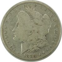 1883-P $1 MORGAN SILVER DOLLAR CIRCULATED AMERICAN COIN AS PICTURED (090720)