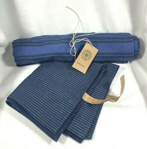 LEVI STRAUSS LIMITED EDITION TARGET EXCLUSIVE 14 X 72 TABLE RUNNER & 2 PLACEMENT