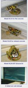 Xtra Lok Roller Door Anchor + FREE PADLOCK