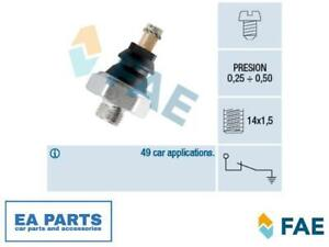 Oil Pressure Switch for MERCEDES-BENZ PUCH FAE 10250