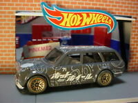 2019 SPEED BLUR '71 DATSUN BLUEBIRD 510 WAGON☆Gray;kaidohouse☆LOOSE Hot Wheels