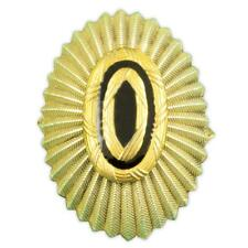 RUSSIAN WHITE ARMY CAP BADGE OF OFFICER. COCKADE. COPY