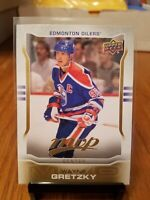 2014-15 UD MVP Hockey Wayne Gretzky #299 SP Edmonton Oilers