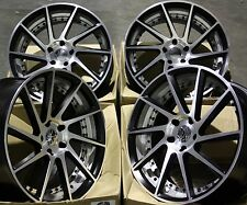 "20"" BMF DIR ALLOY WHEELS FIT LAND ROVER DISCOVERY RANGE ROVER SPORT VW AMAROK T5"