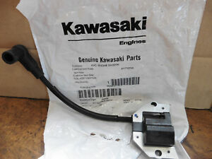 original Kawasaki Zündspule Zündung Ignition Coil 21171-0713 21171-0742 FH Motor