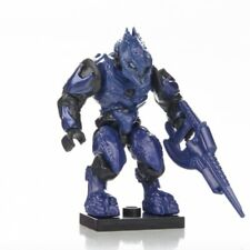 Mega Bloks Halo Series 7 Covenant Purple Elite Zealot with Carbine