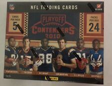 2010 Panini Playoff Contenders Factory Sealed Football Hobby Box