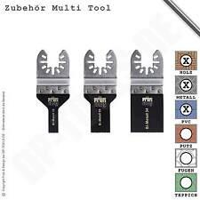 Ensemble d'accessoires 3 pièces bi-métal pour métaux non ferreux MULTI FONCTION