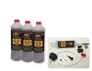 3 x OPTImaxx Reifendicht-Gel Professional 1 Liter Flasche incl. Handfüllgerät