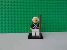genuine lego minifigures the revolutionary soldier from series 10