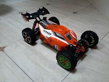 Unbreakable body for  Arrma Typhon with Stikers