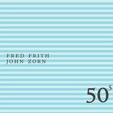 50th Birthday, Vol. 5 [Digipak] by Fred Frith (CD, Jul-2004, Tzadik Records)