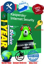 Kaspersky Internet Security Anti-Virus 1Dev/1Y - 2020 🔑 Global Key 🔑 🔥🔥🔥🔥