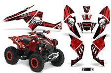 SIKSPAK Can-Am Renegade 500X/R 800X/R 1000 Graphic Kit ATV Decal Wrap REBIRTH R