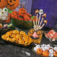 Iconic Halloween Bouncy Ball Assortment - Toys - 12 Pieces