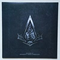 The Sound of Assassin's Creed Syndicate Exclusive Soundtrack OST Brand New Rare