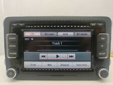 VOLKSWAGEN VW GOLF POLO PASSAT TIGUAN TOURAN BEETLE CAR 6 DISC CD RADIO PLAYER