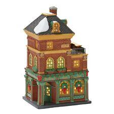 "Dept. 56 Christmas In The City ~ ""MURPHY'S IRISH PUB"" ~ MIB"