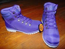new womens lugz grotto ll purple boots size 10