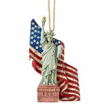 Enesco Jim Shore Heartwood Creek Statue of Liberty (4053847)