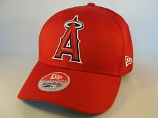 Kids Youth Size Los Angeles Angels MLB New Era Vintage Snapback Hat Cap Red