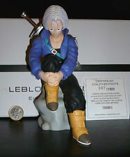 DRAGON BALL Z GT DBZ STATUE LEBLON DELIENNE TRUNK 392/2500 LIMITED EDITION COA