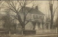 Home - Mt. Mount Vernon NY 1914 Cancel Real Photo Postcard