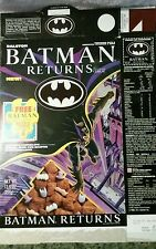 Batman Returns cereal box flattened Ralston 1992