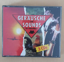 CD Geräusche Sounds Video Vertonung Spezial Effekte