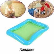 Kid Inflatable Toy Large Castle Sand Box Table Form Beach Games Funny Kids Play