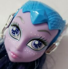 MONSTER HIGH DOLL BOO YORK ASTRANOVA HEAD ONLY FOR REPLACEMENT OR OOAK