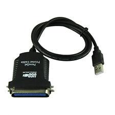 Neue USB-To DB36 Buchse Parallel Printer Print-Konverter-Kabel LPT