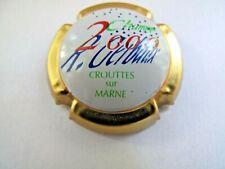 Capsule CHAMPAGNE GERBAUX R. cuvée 2000 n° 7