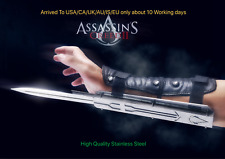 Assassin's Creed Cosplay Hidden Blade Video Game Resilience Catapult Launch 2020