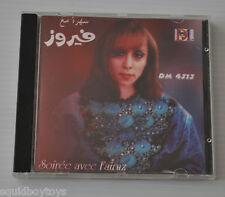 - SOIREE AVEC FAIRUZ CD Arabic DM-4313 -