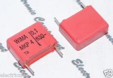 10pcs - WIMA MKP4 0.1uF (0.1µF 0,1uF 100nF) 630V 20% pich:15mm Capacitor