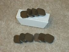 10 New made in USA SEC 66K8 C2 Carbide Inserts