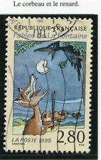 STAMP / TIMBRE FRANCE OBLITERE N° 2961 JEAN DE LAFONTAINE