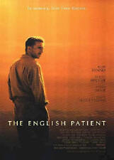 ENGLISH PATIENT (Ralph Fiennes) SOLO MOVIE POSTER