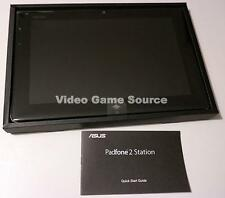 """ASUS PADFONE 2 10,1""""/25,74cm-TABLET DOCKING STATION 5000mAh A68 WEISS WHITE *NEU"""