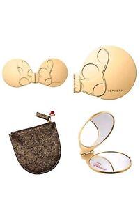 SEPHORA Disney Minnie Mouse Beauty Reflection of Minnie Compact Mirror BNIB