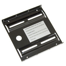 """Mounting Frame to fit a 2.5"""" HDD or SSD into a 3.5"""" Bay 2.5 to 3.5 - SENT TODAY"""