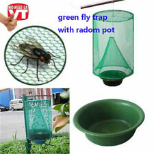 Green Environmental Protection Fly Net Trap Mosquito Traping with Random Pot