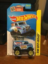 2015 Hot Wheels Hw Off-Road Monster Dairy Delivery #118