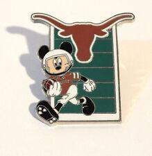 Disney Pin Trading University of Texas Football Longhorns Mickey Mouse Sport