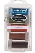 Stampendous Embossing Powder Kit 5/Pkg-lodestar 744019197473 New in Package